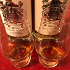 Comparison: Willett 5 Year Single Barrel Bourbon / Willett 4 Year Small Batch Rye