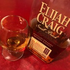 Bottle Kill: A Well-Aged Elijah Craig Small Batch Single Barrel