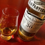 Strathclyde 30 Year Single Grain Scotch