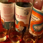 National Siblings Day Comparison: Three Home Base Spirits Whiskeys