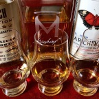 Comparison: Three Whiskey Oddities