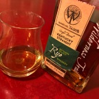 Wilderness Trail Cask Strength Sweet Mash Rye (with some WhistlePig on the side!)
