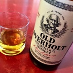 Old Overholt Straight Rye Whiskey – the Reboot!