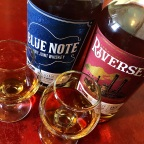 Two Whiskeys From Big River Distilling: Blue Note Juke Joint Bourbon & Riverset Rye