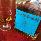 Hirsch Straight Bourbon Whiskey: The Horizon