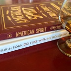 2 Books + 2 Bourbons: American Spirit with Russell's Reserve SiB / Which Fork Do I Use With My Bourbon? with Knob Creek 25th