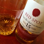 Red Spot Single Pot Still Irish Whiskey