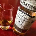 Cameronbridge 27 Year Single Grain Scotch