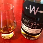 Westward American Single Malt Whiskey – Cask Strength Store Pick!