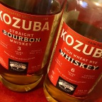 Two Polish-American Whiskeys from Kozuba & Sons Distillery