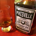 Revisiting: Pikesville Straight Rye Whiskey