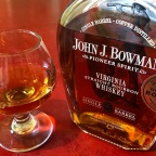John J. Bowman Pioneer Spirit Single Barrel