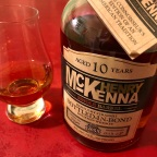 Henry McKenna 10 Year Single Barrel Bottled in Bond