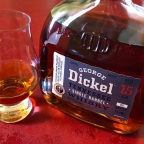 George Dickel 15 Year Single Barrel