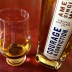 Courage & Conviction American Single Malt Whisky – Dr. Jim Swan Batch
