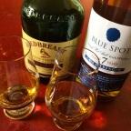 Comparison: Two Irish Cask Strength Whiskeys – Blue Spot 7 Year & Redbreast 14 Year