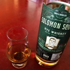 Solomon Scott Rye Whiskey – Single Barrel Pick!
