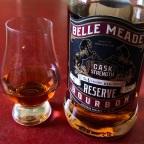 On Familiar Tastes Pt3: Belle Meade Cask Strength Reserve