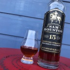 Sam Houston 15 Year – or, Is Too Much Great Bourbon Possible?